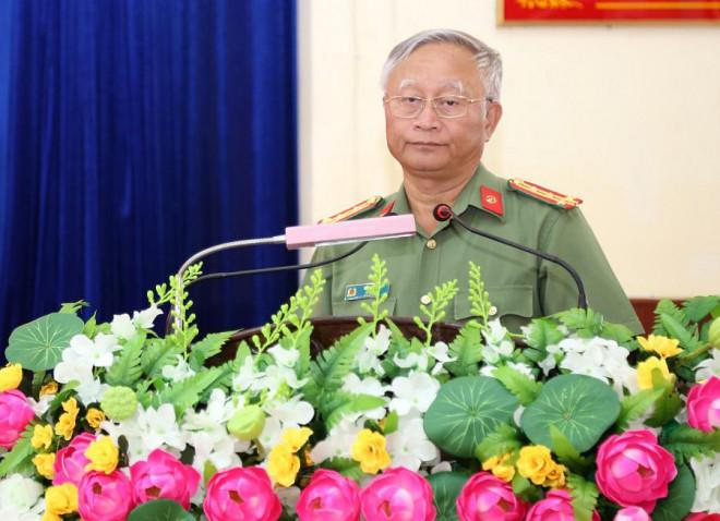 Kỷ luật nguyên Giám đốc Công an tỉnh Gia Lai Vũ Văn Lâu - 1