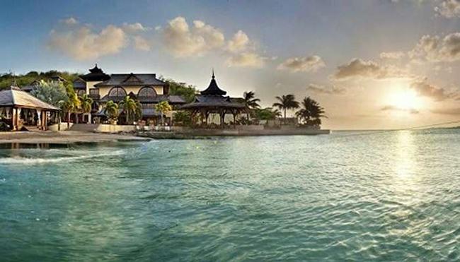 Đảo Calivigny ở Grenada: Những bãi biển đầy cát với tầm nhìn ra toàn cảnh tuyệt vời của Đại Tây Dương và Caribe trên Đảo Calivigny sẽ khiến cho kỳ nghỉ dưỡng trên hòn đảo này trở nên rất hấp dẫn với du khách.