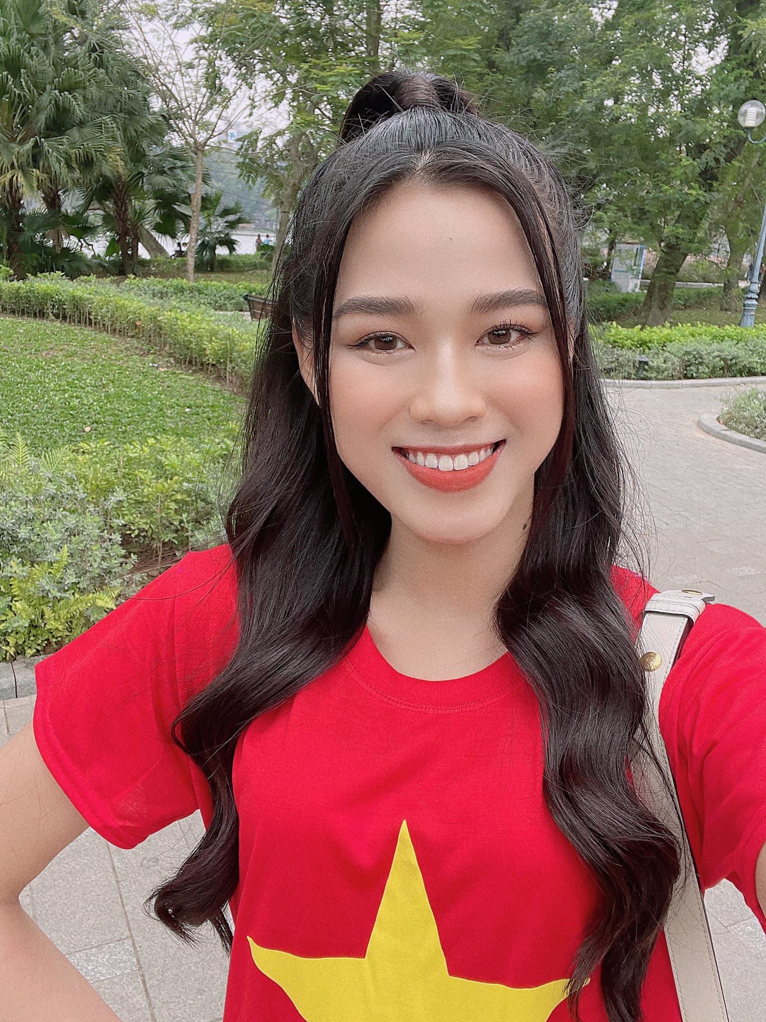 Sao Việt dự đoán tỷ số trận VN-UAE, bất ngờ nhất là lời hứa của hoa hậu - 6