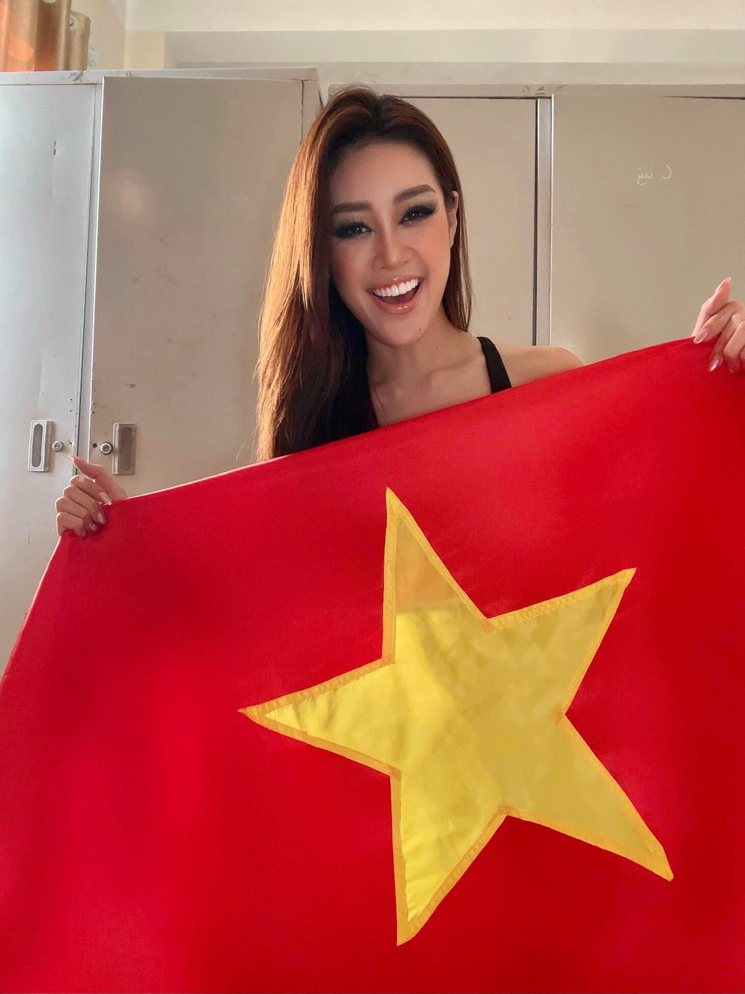 Sao Việt dự đoán tỷ số trận VN-UAE, bất ngờ nhất là lời hứa của hoa hậu - 4