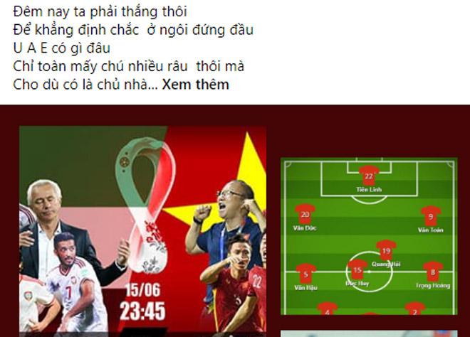Sao Việt dự đoán tỷ số trận VN-UAE, bất ngờ nhất là lời hứa của hoa hậu - 10
