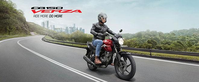 Honda CB150 Verza 2021 trình làng: Giá chỉ 32 triệu đồng - 1
