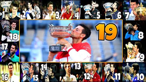Grand Slam thứ 19 vĩ đại của Djokovic và bí mật trong đường hầm - 17