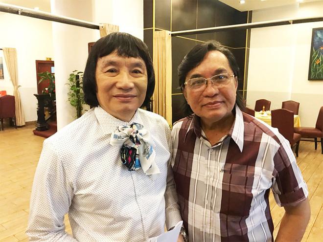NSƯT Minh Vương, Thanh Tuấn tổ chức live show, chờ Mỹ Châu tham gia - 1
