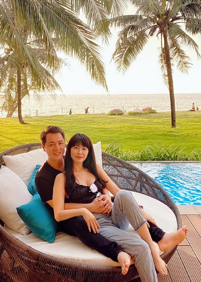 Cặp đôi Đăng Khôi - Thủy Anh từng gây bất ngờ cho người hâm mộ khi tổ chức đám cưới vào tháng 11/2013 và tiết lộ đã sinh con trai đầu lòng từ năm 2012.