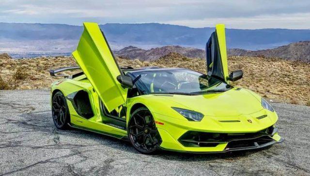 """Giữa """"tâm bão"""" Covid, giới siêu giàu ném tiền, siêu xe Lamborghini """"cháy hàng"""" - 1"""