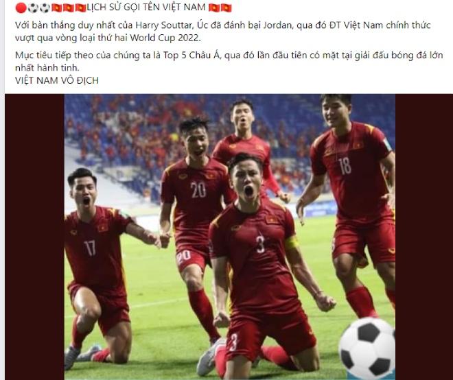 2 cầu thủ Australia giúp ĐT Việt Nam lập kỳ tích World Cup, được triệu fan tung hô - 1