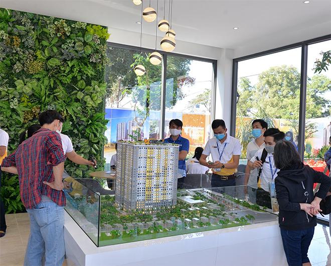 Bcons Plaza giá từ 1,5 tỷ đồng, cơ hội cho người trẻ tìm nơi an cư - 1