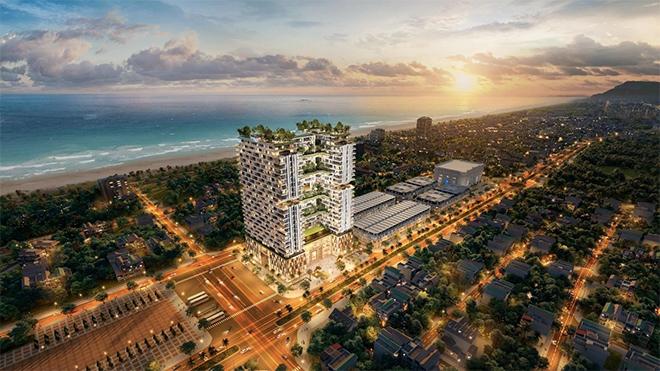 """Dự án nghìn tỷ của Apec Group tạo """"sóng"""" đầu tư tại Phú Yên - 1"""