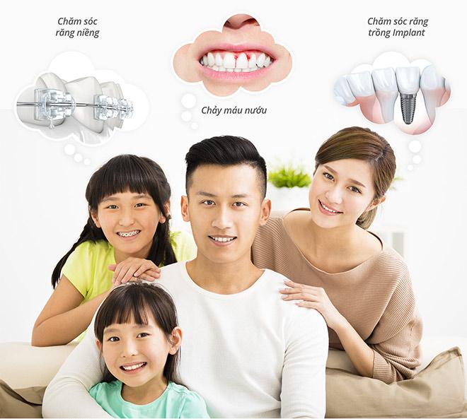Giải pháp chăm sóc răng miệng hiệu quả cho cả gia đình cùng máy tăm nước Panasonic - 1