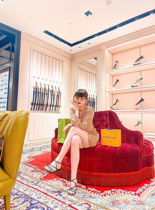 Hotgirl Nguyễn Hoàng Mai Ly sở hữu gu ăn mặc thu hút cộng đồng mạng - 1