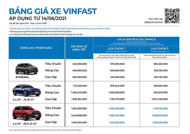 VinFast ưu đãi lớn cho khách hàng nhân dịp 2 năm ra mắt thị trường - 1