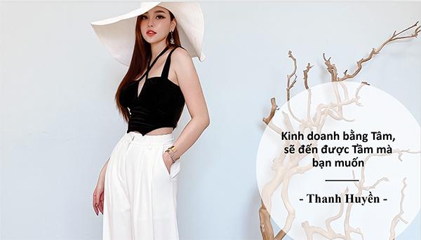 Xinh đẹp và tài năng, mới ngoài 30 tuổi Thanh Huyền đã thành công rực rỡ - 1