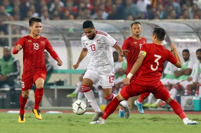 Việt Nam vào vòng loại 3 World Cup, sao đồng loạt chúc mừng - 1