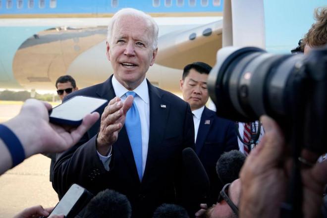 Ông Biden giải thích lí do hội nghị thượng đỉnh với ông Putin ngắn hơn dự kiến - 1