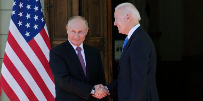 """Tổng thống Putin nói """"đời chẳng có gì vui"""" sau thượng đỉnh Mỹ - Nga - 1"""