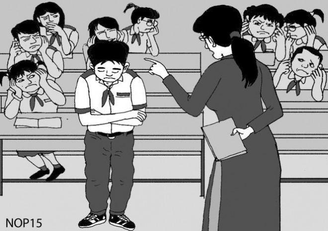 Nam sinh lớp 12 quay lén cô giáo đi vệ sinh để tống tiền đối mặt hình phạt nào? - 1