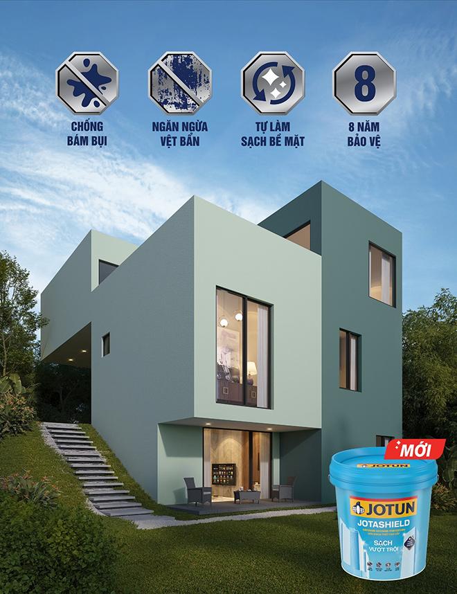 Cùng Jotun bảo vệ toàn diện vẻ đẹp ngôi nhà với giải pháp hoàn toàn mới - 1