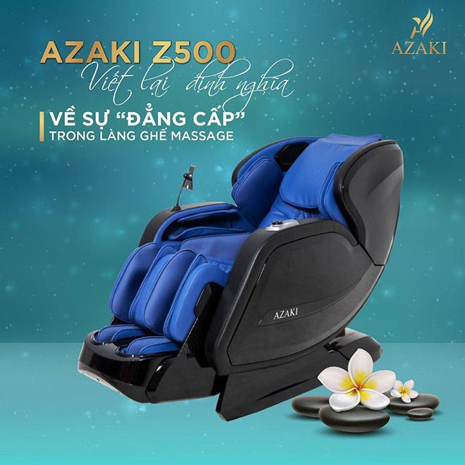 Bí quyết giúp thương hiệu ghế Massage Azaki chinh phục mọi khách hàng - 1