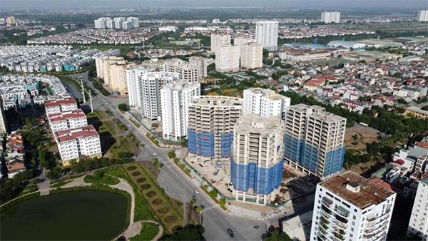 Khó tìm mua nhà dưới 2 tỷ đồng, người dân sang Long Biên tậu căn hộ cao cấp từ 1,8 tỷ - 1