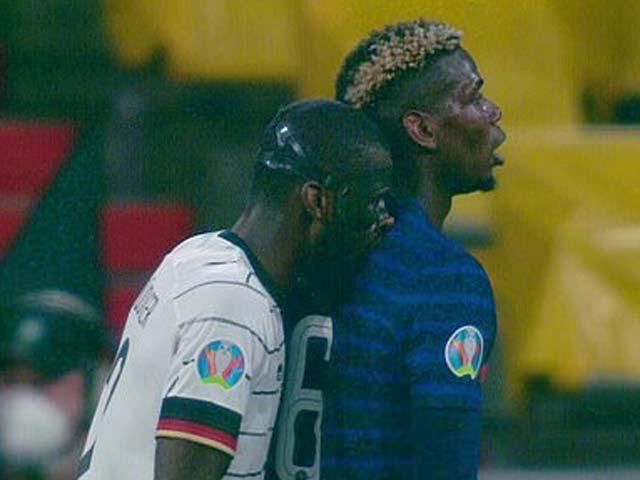 SAO Chelsea cắn Pogba ở trận Pháp - Đức: Thủ phạm có bị phạt như Suarez? - 1