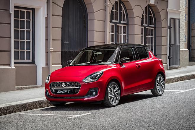 Suzuki Swift bản nâng cấp ra mắt thị trường Việt, giá bán 550 triệu đồng - 1