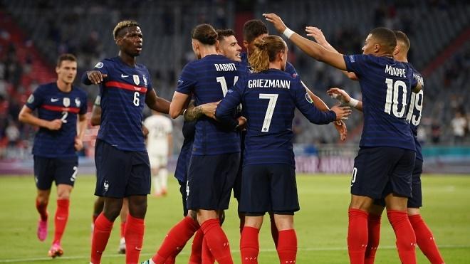 Tỷ lệ cược vô địch EURO sau lượt đầu tiên: Pháp vẫn số 1, bất ngờ Bồ Đào Nha - 1