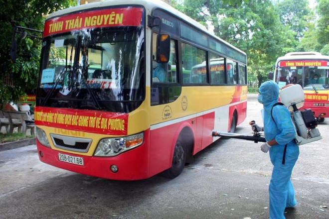 """Sự thật về thông tin hơn 500 công nhân ở Bắc Giang """"trốn cách ly"""" - 1"""