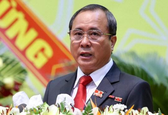 Bộ Chính trị đề nghị kỷ luật Bí thư Bình Dương Trần Văn Nam - 1