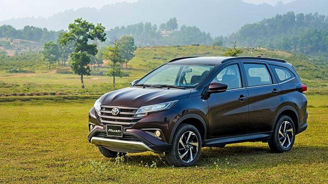 Giá xe Toyota Rush lăn bánh tháng 6/2021 - 1