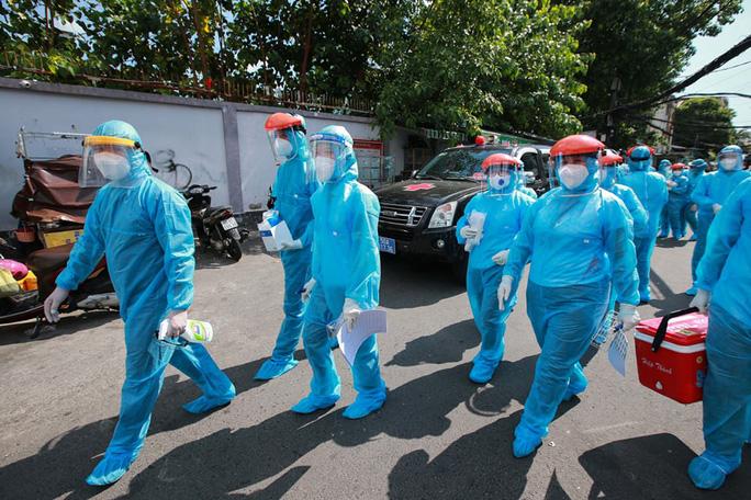 Nghệ An thêm 7 ca dương tính với SARS-CoV-2, trong đó có một nhân viên bệnh viện - 1