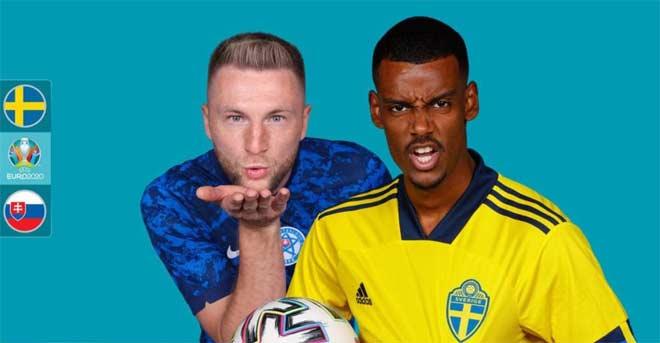 Soi trận hot EURO: Thụy Điển quyết soán ngôi đầu, Croatia cảnh giác CH Séc - 1