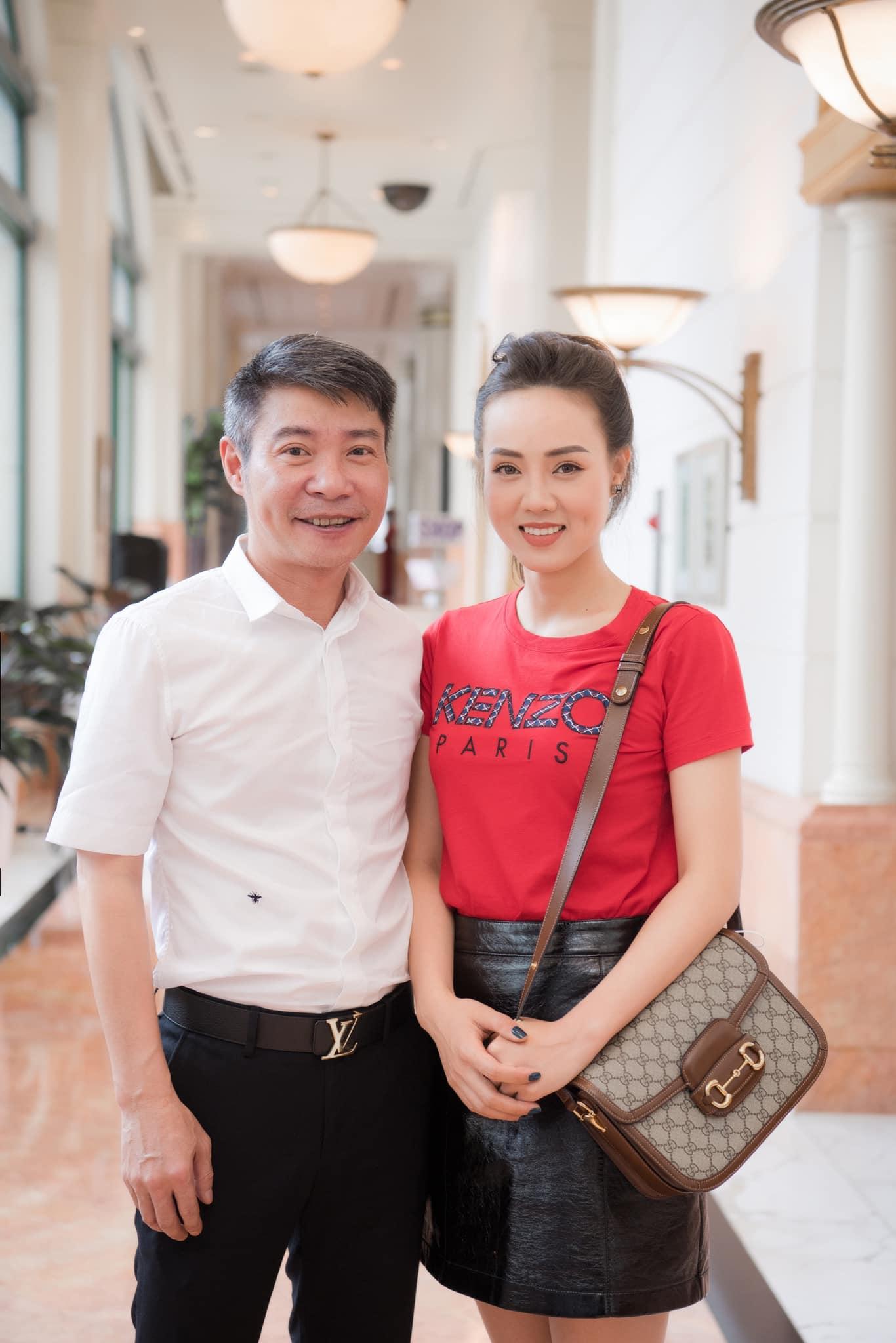 Vợ mới cưới của Công Lý tiết lộ mối quan hệ với MC Thảo Vân - 1