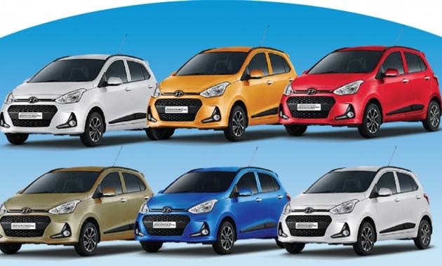 Giá xe Hyundai i10 mới nhất 6/2021 - 1