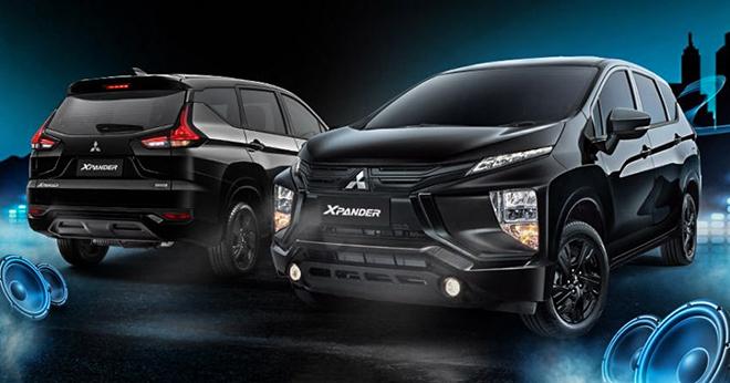 Mitsubishi Xpander có thêm phiên bản đặc biệt Black Edition - 1
