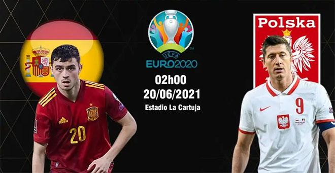 Nhận định bóng đá Tây Ban Nha - Ba Lan: Morata, Lewandowski tìm lại chính mình (EURO) - 1