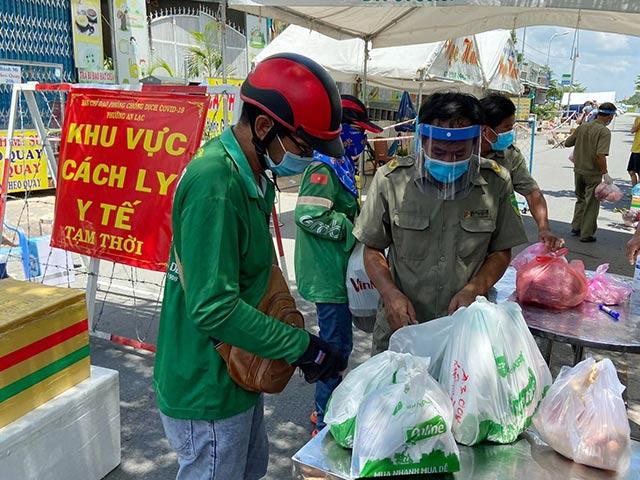 Quận Bình Tân đề xuất giãn cách theo Chỉ thị 16 ở 3 khu phố phường An Lạc - 1