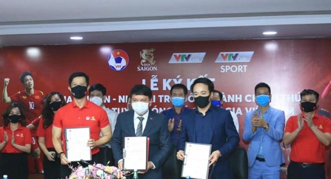Tin mới nhất bóng đá tối 18/6: Thầy trò HLV Park Hang Seo có thêm nhà tài trợ - 1