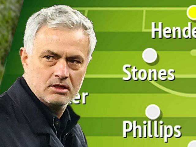 """Tin nóng EURO tối 19/6: Mourinho lên tiếng """"bóc mẽ"""" ĐT Anh - 1"""