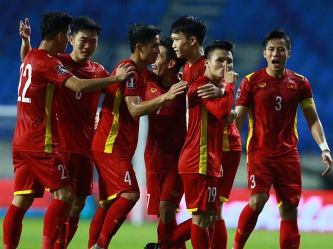 ĐT Việt Nam đấu ông lớn châu Á: Gặp Nhật Bản - Hàn Quốc, kết quả ra sao? - 1