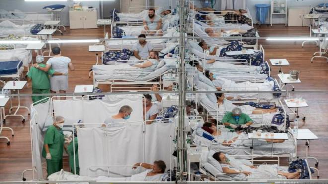 COVID-19: Ca tử vong ở Brazil vượt mốc 500.000, dịch ở Nga diễn biến xấu - 1
