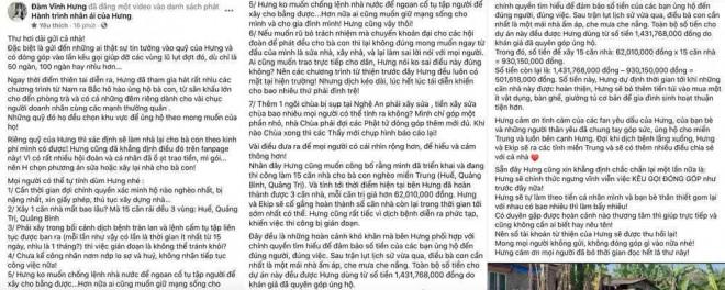 Đàm Vĩnh Hưng dùng tiền cứu trợ lũ lụt miền Trung để sửa chùa - 1