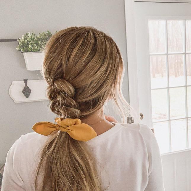 """""""Giải cứu"""" mái tóc rối bời với 12 kiểu làm đẹp, vừa đơn giản lại hợp xu hướng - 4"""