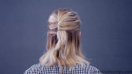 """""""Giải cứu"""" mái tóc rối bời với 12 kiểu làm đẹp, vừa đơn giản lại hợp xu hướng - 8"""