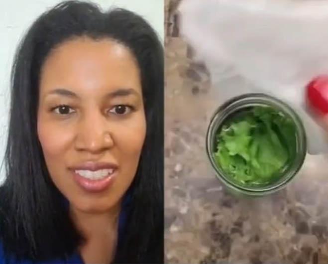 Blogger ẩm thực người Mỹ chia sẻ bí quyết giữ xà lách tươi xanh suốt 1 tháng trong tủ lạnh - 1