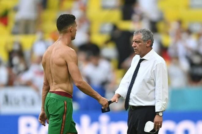 """Bồ Đào Nha thua ngược Đức: HLV Santos tâm phục khẩu phục, quyết """"sinh tử"""" với Pháp - 1"""