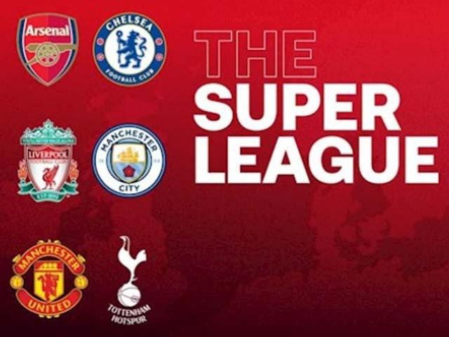"""Choáng MU và """"Big 5"""" Ngoại hạng Anh sẽ tái khởi động Super League - 1"""