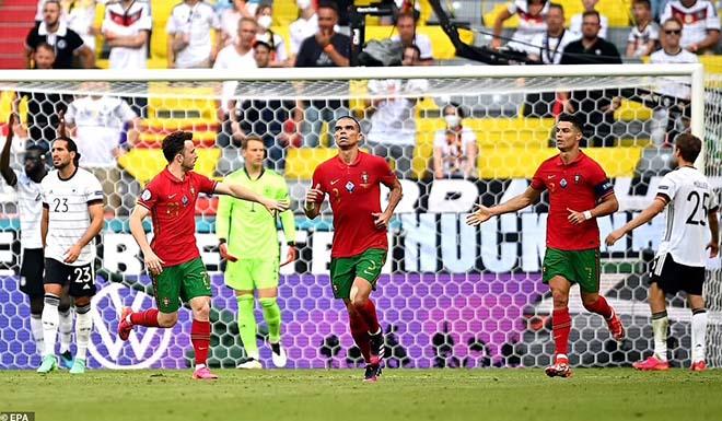 """Kịch bản sốc EURO 2020: Ông lớn lo lắng, """"nhà vua"""" Bồ Đào Nha bị loại khi nào? - 1"""