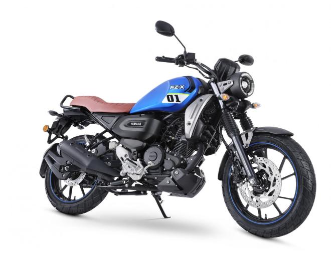 Môtô Yamaha FZ-X mới ra mắt, thiết kế tân cổ điển giá hơn 36 triệu đồng - 1