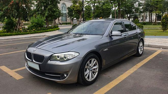 Trong tay 700 triệu đồng có nên mua BMW 523i đời 2011 - 1